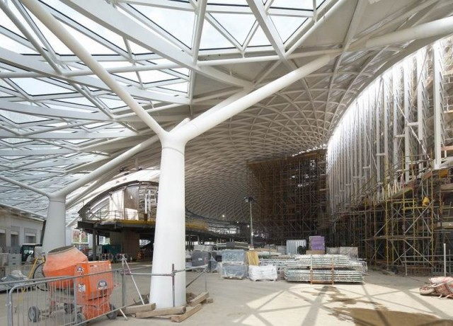 Renovation of King s Cross Station (3)