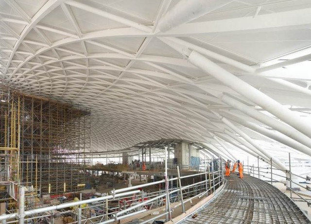 Renovation of King s Cross Station (2)