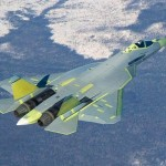 Russia's new stealth fighter jet