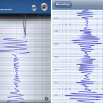 Seismometer for iPhone