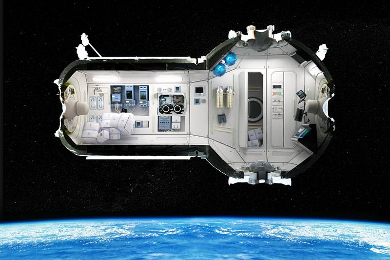 Space Hotel (8)