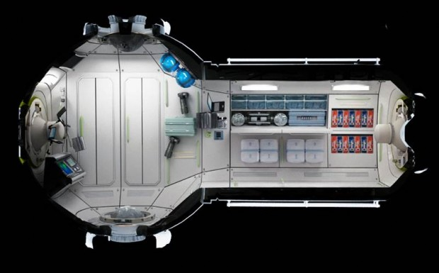 Space Hotel (6)