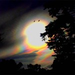 The beauty of Cloud Iridescence
