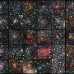 VISTA finds 96 Star Clusters