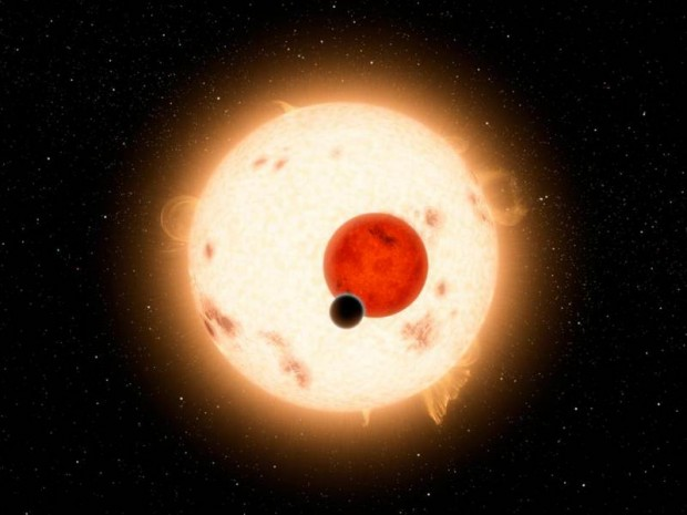 Planet Orbiting two Stars