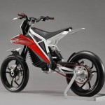 BMW Husqvarna Electric Motorcycle