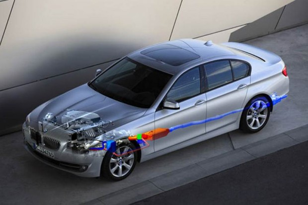BMW adds Steam Engine