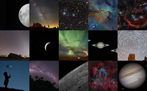 Astronomy Pictures of the Year 2011