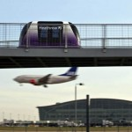Heathrow driverless Pod