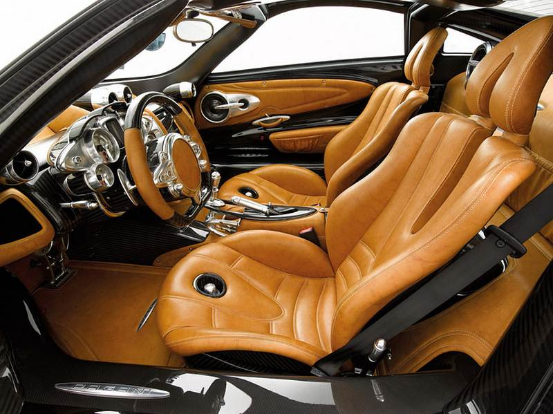 Most beautiful and expensive car interiors wordlesstech for Bus interior designs