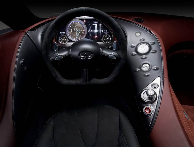 Most Expensive Mercedes >> wordlessTech | Most Beautiful and Expensive Car Interiors