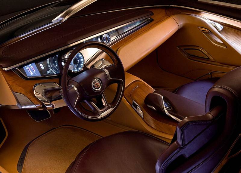 Cadillac Ciel Price >> wordlessTech | Most Beautiful and Expensive Car Interiors