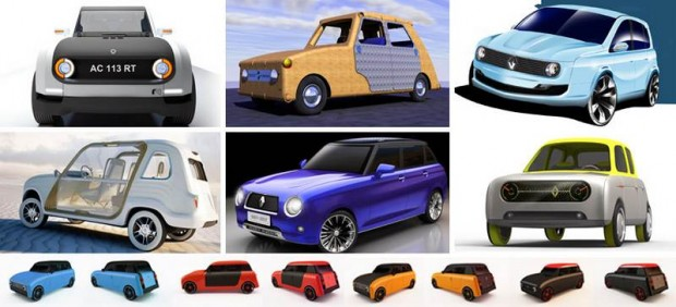 RENAULT 4 ever