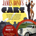 The Cars of James Bond (infographic)