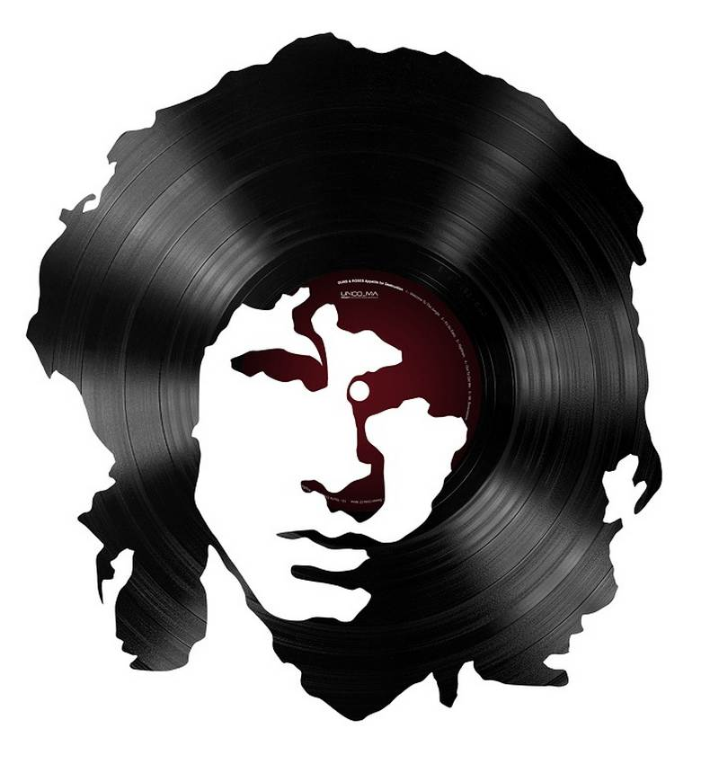 wordlesstech vinyl pop art