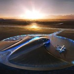 World's first Commercial Spaceport is almost completed
