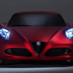 Alfa Romeo 4C 1.8-liter with 300 hp