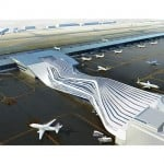 Brussels Airport Connector by UNStudio