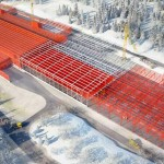 Facebook's Arctic Server Farm