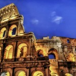 HDR Rome