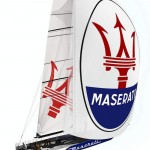 Maserati sets sail to beat speed records at sea