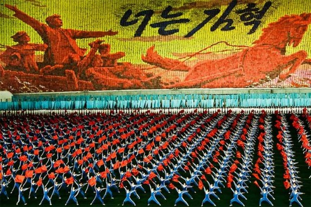 N. Korea Mass Games