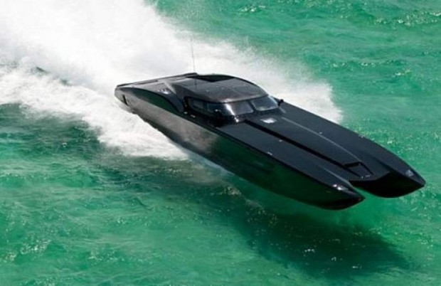 Powerboat ZR48 MTI