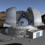 Search for Aliens with Extremely Large Telescope