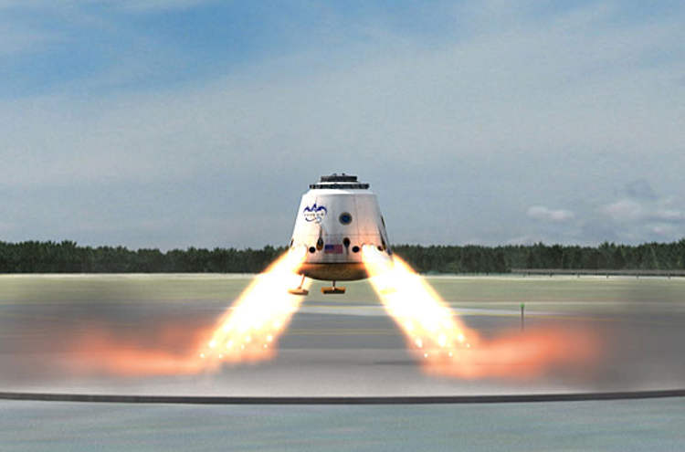 SpaceX Future Plans - Pics about space