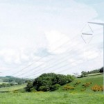 T-Pylon winning design for electricity pylons