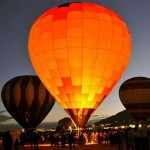 Wonderful designs at Balloon festival