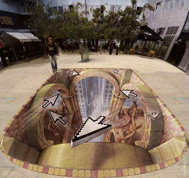 3D Pavement Artists (5)