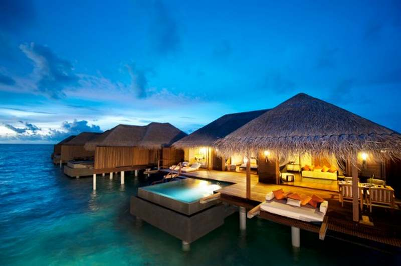 Travel Celebrating Dream Destinations…. Ayada Maldives !!!!