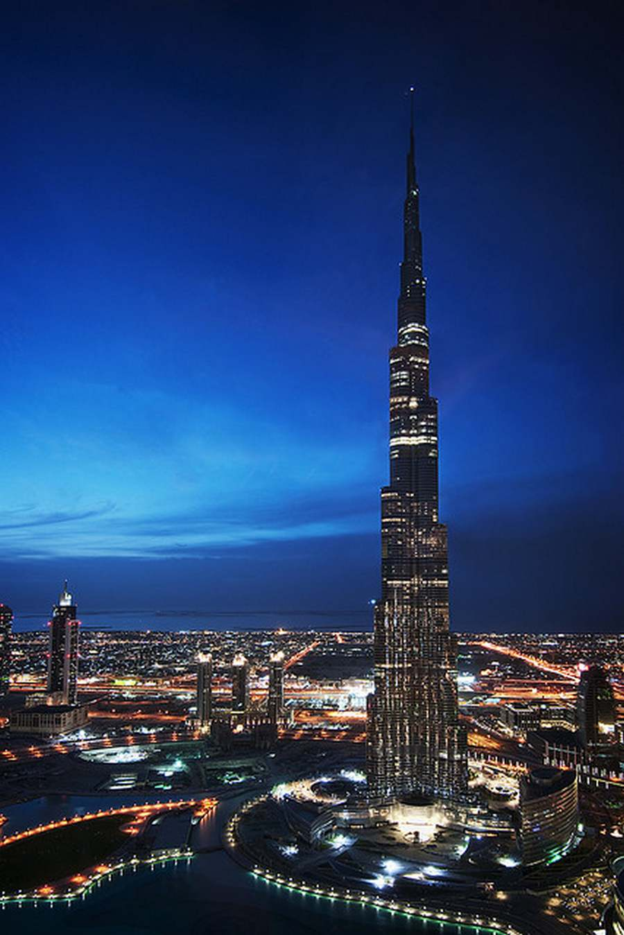 Beautiful Photography From Dubai Wordlesstech