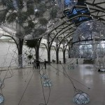 Cloud cities at Hamburger Bahnhof
