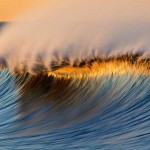 Colorful Wave by David Orias