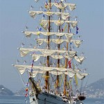 Cuauhtemoc Mexican tall ship