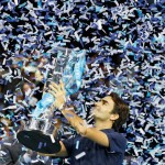 Federer creates History with his sixth ATP World Tour F...