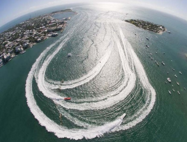 Key West World speed boats
