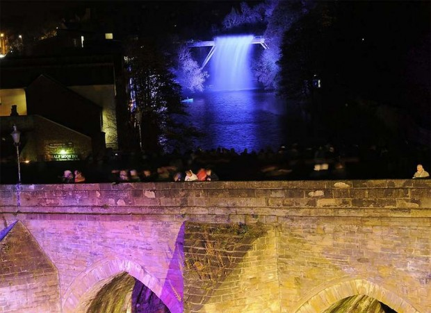 sound and light show in the city of Durham (5)