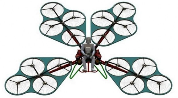 electric multicopter (4)