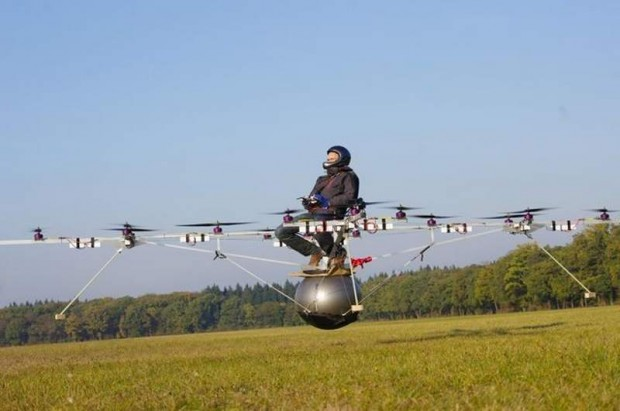 electric multicopter