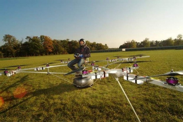 electric multicopter (1)