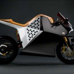 Mission One electric bike
