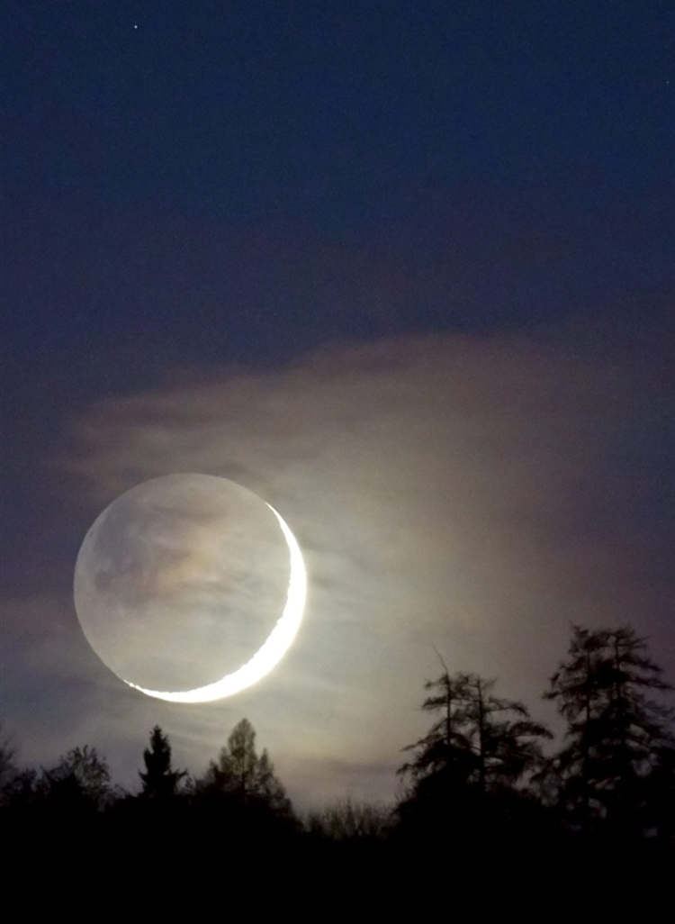 New Moon on Monday | w...