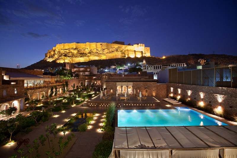 Raas jodhpur luxury boutique hotel wordlesstech for Finest boutique hotels