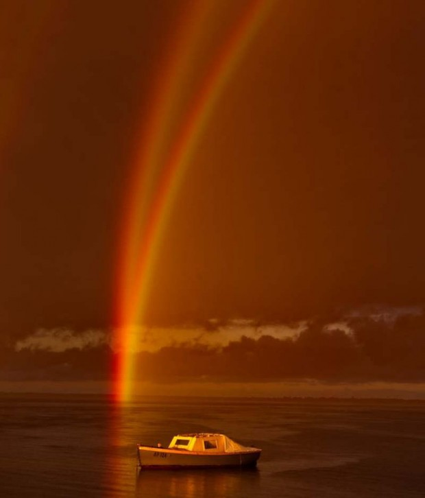 Reflection Rainbow