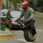 Ryno Electric Unicycle (video)