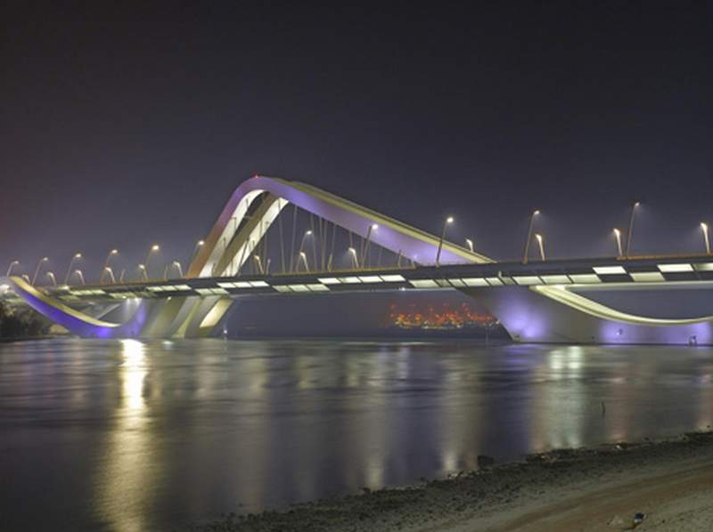 Sheikh Zayed bridge (4)