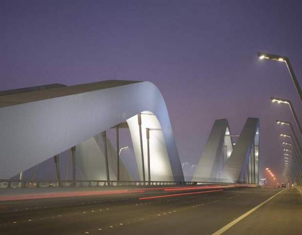 Sheikh Zayed bridge (2)